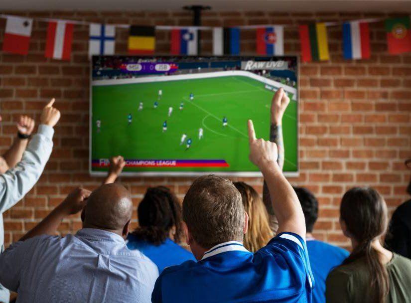 5- Heyecanlı maçların ülkesi