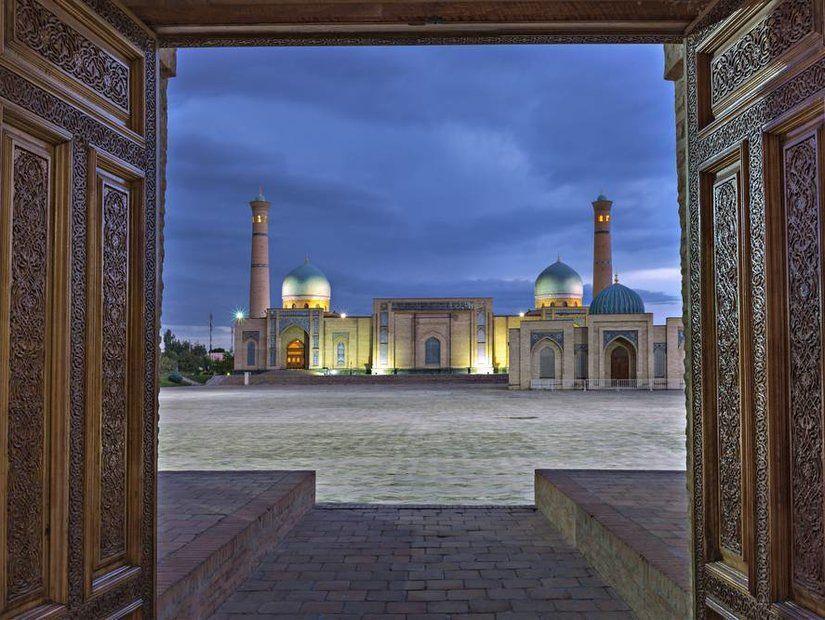 Taşkent'te İslam mimarisi