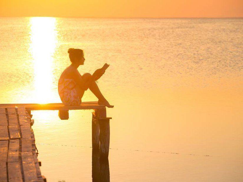 2- Bir kitap ve bol huzur isteyenlere Datça