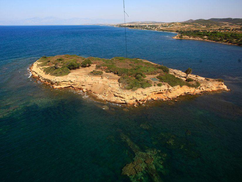 7- Yedi Adalar, Muğla