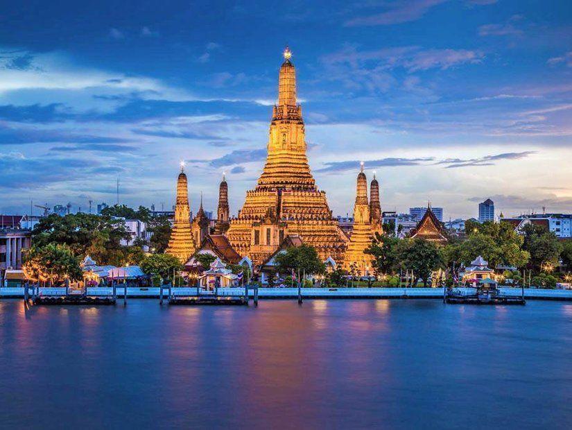 6- Dinlenip sakinleşmek için Thai masajı