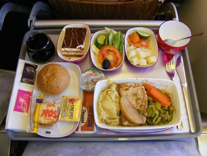 1- Thai Airways