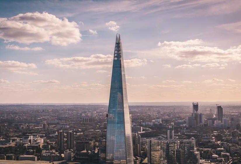 3- Şehre en yüksekten bakın