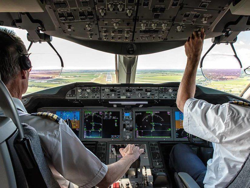 2- Pilotlar arada uykuya dalabilir