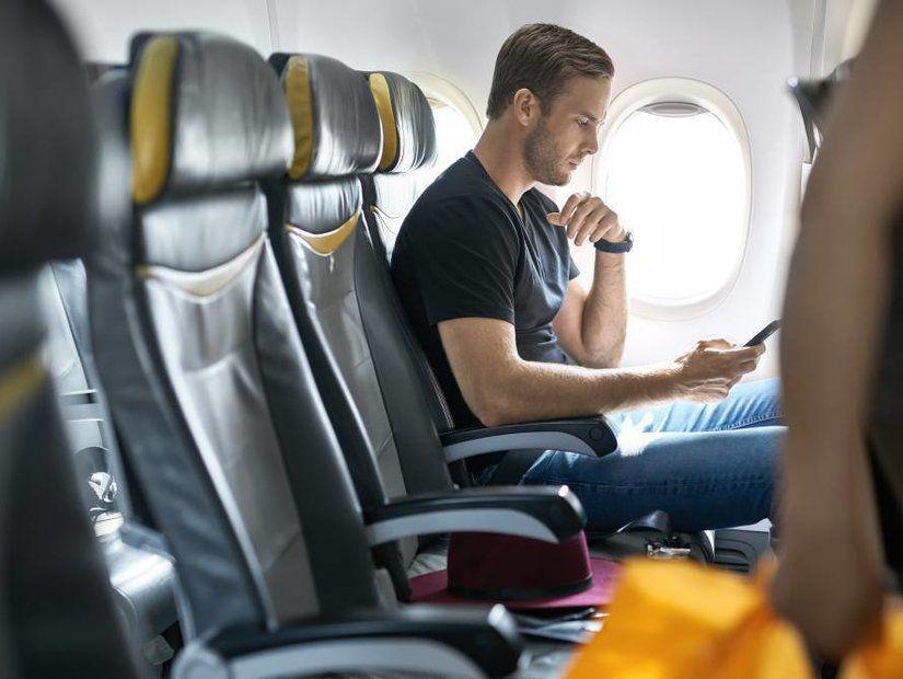 6- En iyi koltukta uçun