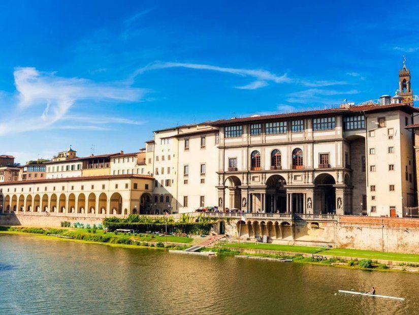 9- Uffizi Galerisi