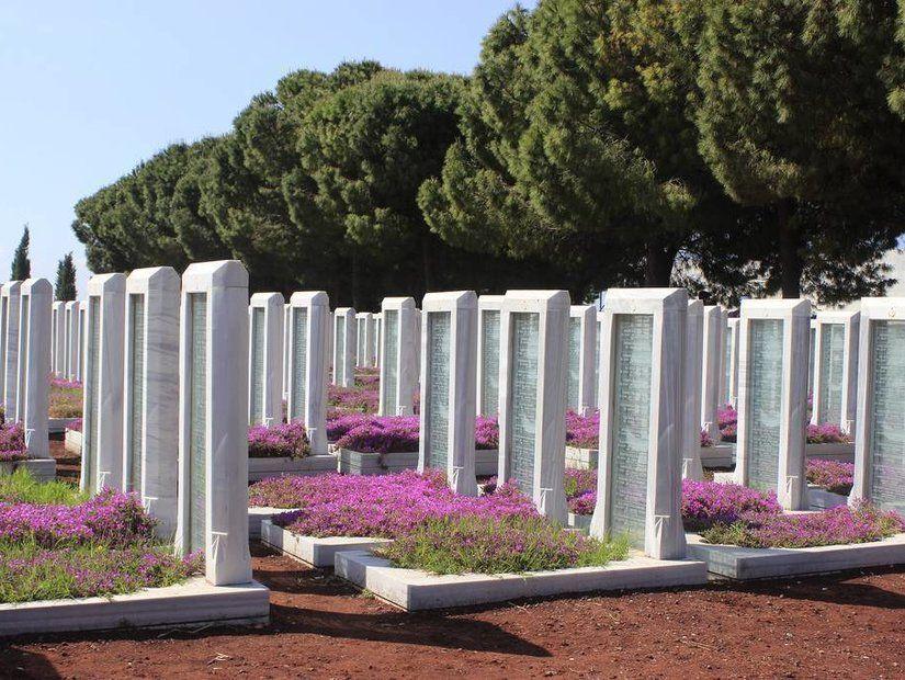 Çanakkale Anıtı için bağış toplanmış