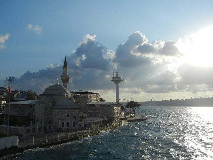 Şemsi Paşa (Kuşkonmaz Camisi):