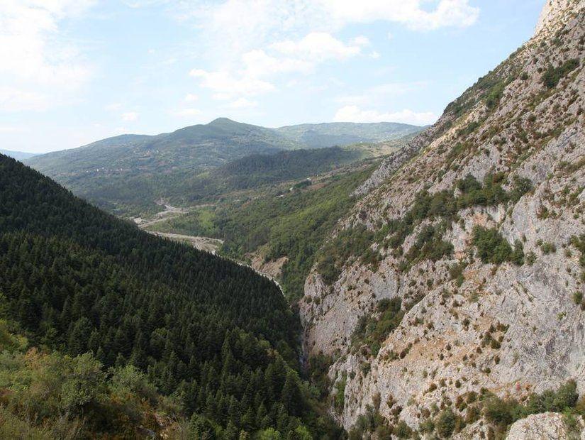 1- Valla Kanyonu – Kastamonu