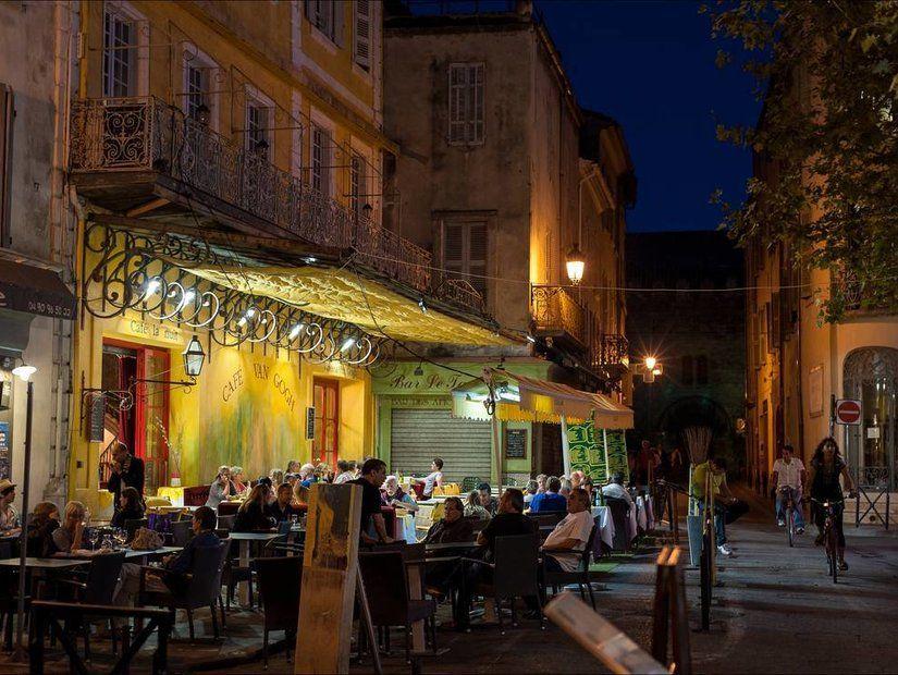 Kafe Teras'ta Gece- Vincent Van Gogh