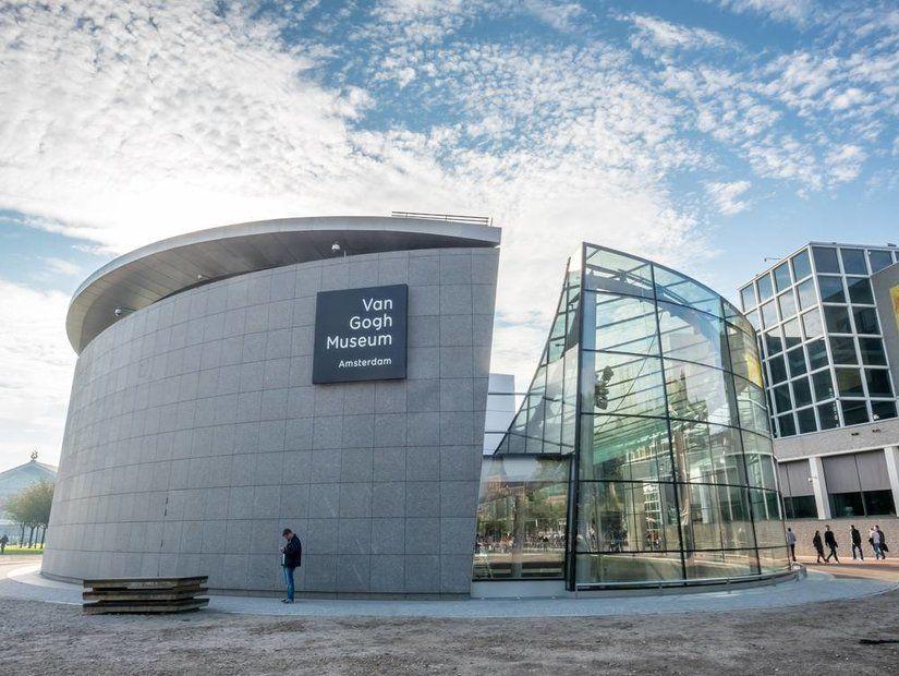 8- Van Gogh Müzesi