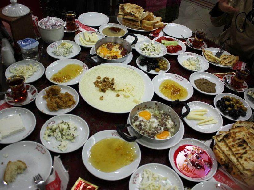 Lezzetin zirvesinde Gaziantep, Şanlı Urfa, Mardin