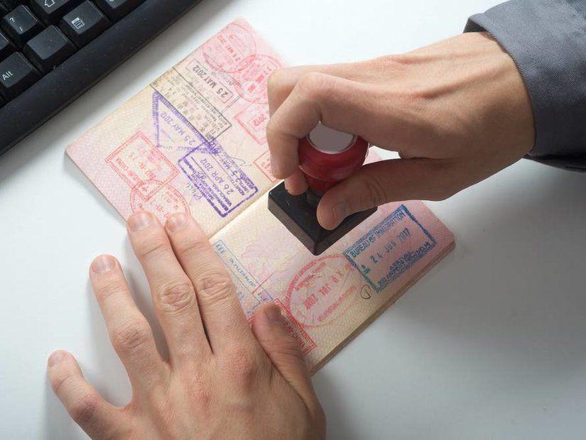 vize, yok