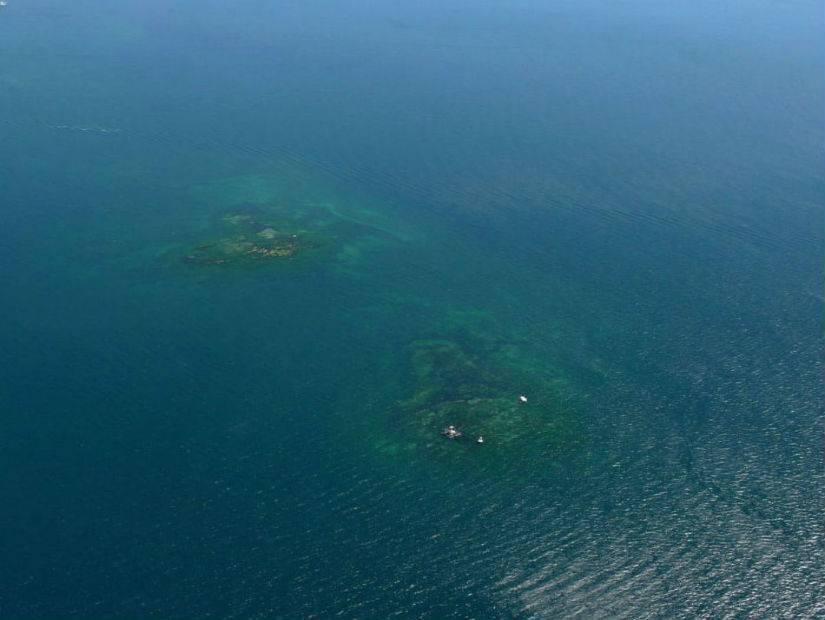 İstanbul'un batık adası Vordonisi