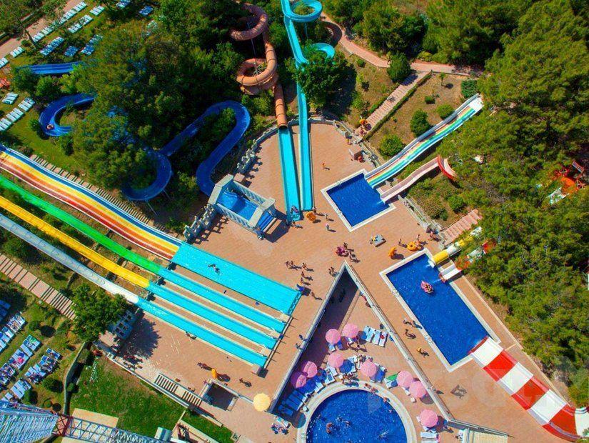 Water Planet Aqua Park, Alanya