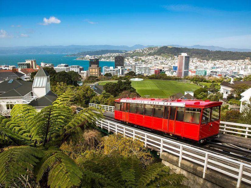 7- Wellington – Yeni Zelanda