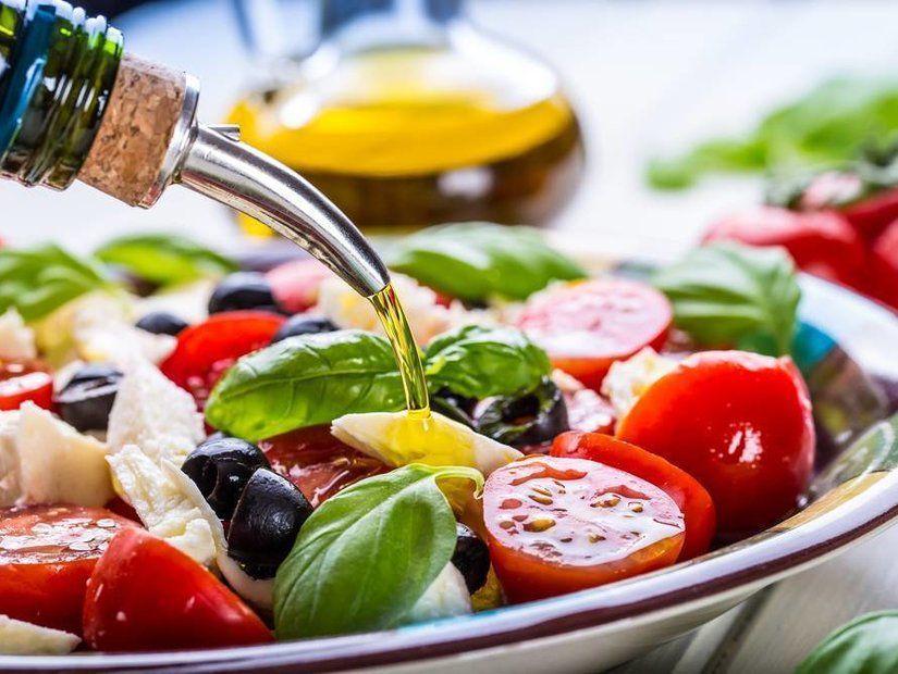2- Taze Ege otları ve lezzetleri
