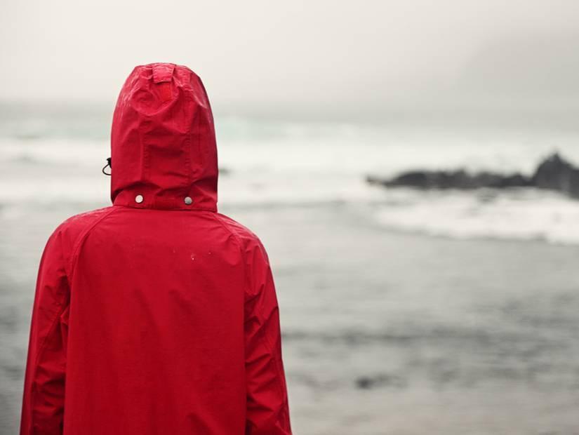 3- Yanınıza yağmurluk alın
