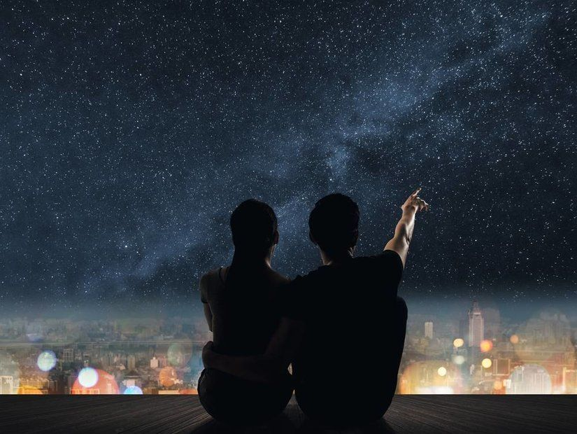 Yıldızları seyret
