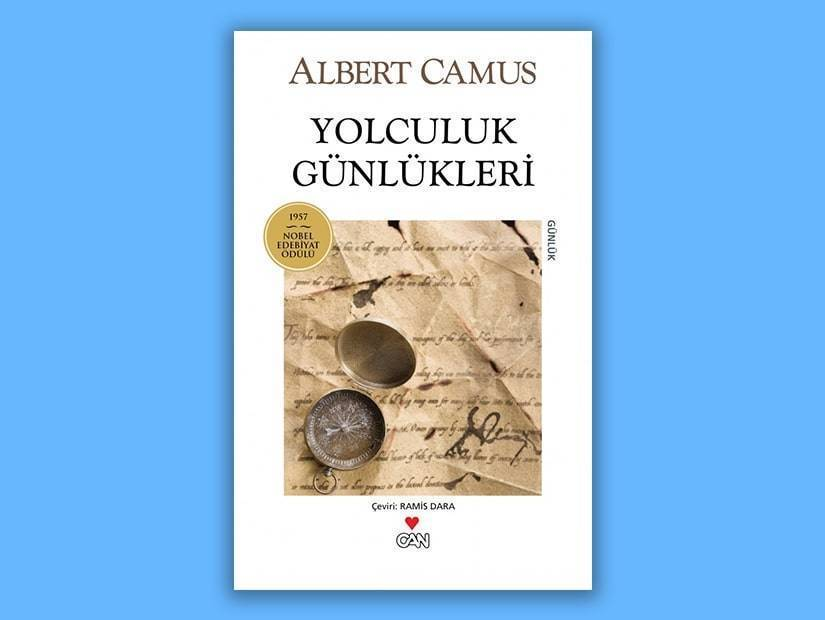 Albert Camus – Yolculuk Günlükleri
