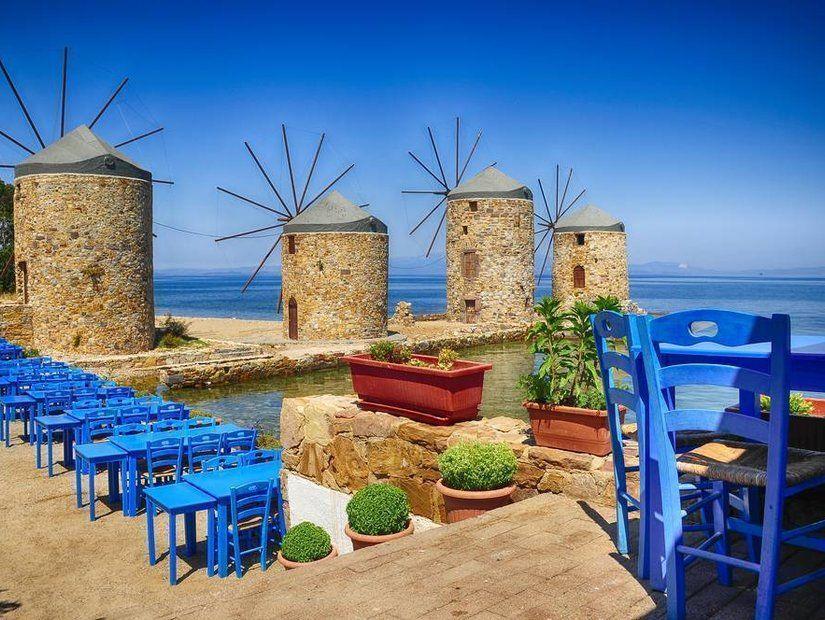 5- Yunan Adaları