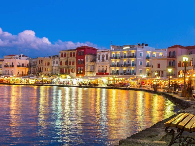 Yunanistan Gece