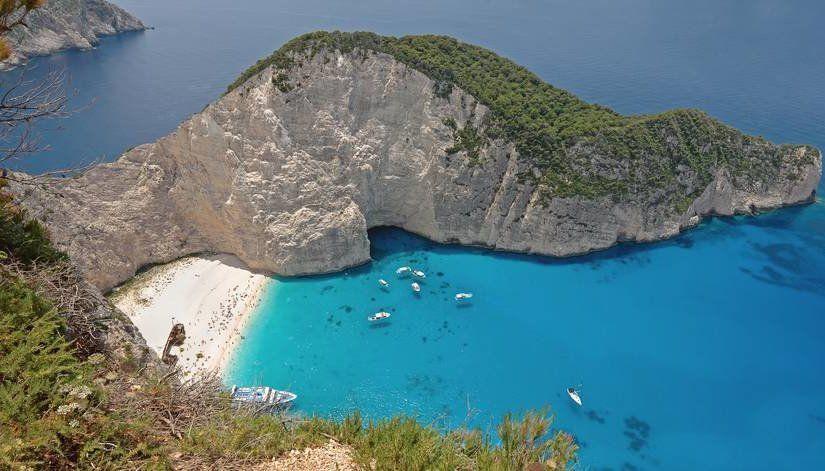 Zakintos Adası – Yunanistan