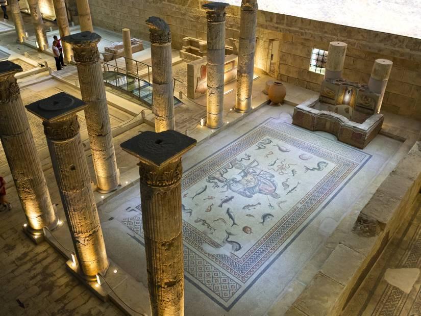 5- Hierapolis Arkeoloji Müzesi – Denizli