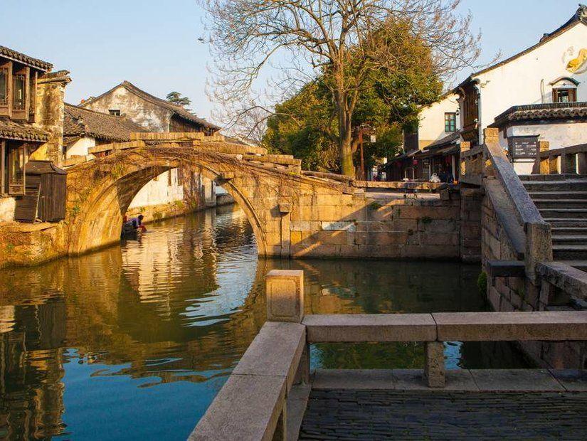 3- Zhouzhuang – Çin