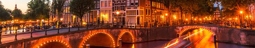 Amsterdam 417 TL'den itibaren