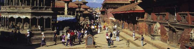 Uzakların mistik şehri Katmandu