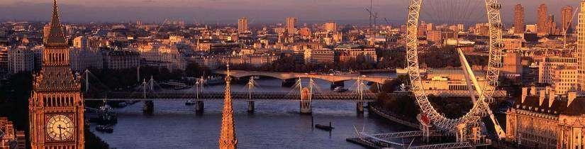 Her mevsim Londra