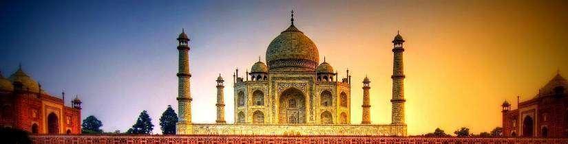Tac Mahal - Hindistan