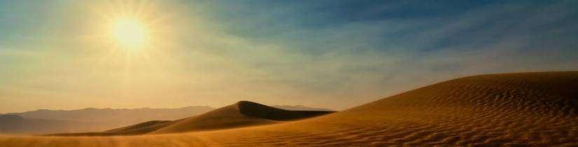 Sahra Çölü - Nijer