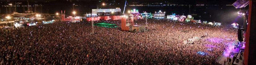 Yıl boyu festivaller şehri