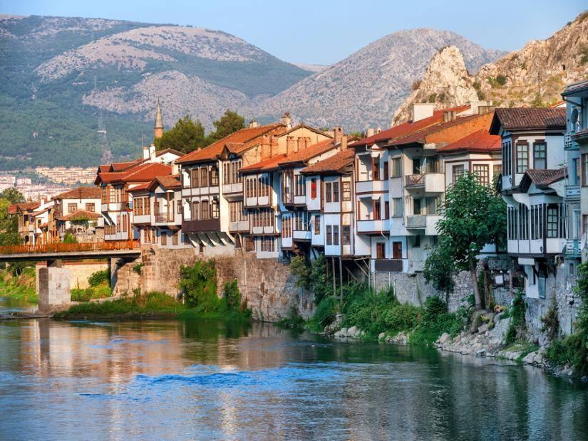Ver elini rüya şehri Amasya'ya