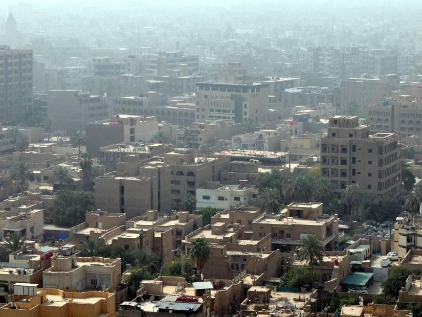20 Eylül'de Bağdat'a