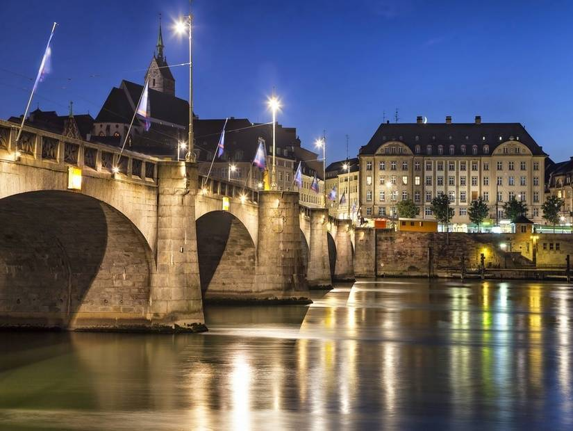 İsviçre'nin en zengin şehri