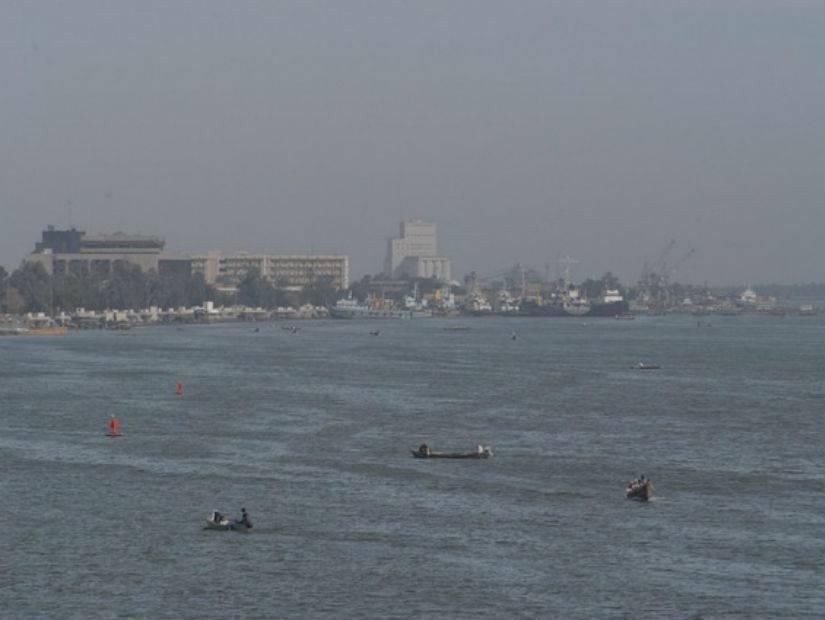 26 – 27 Ekim'de Basra ve Necef'e