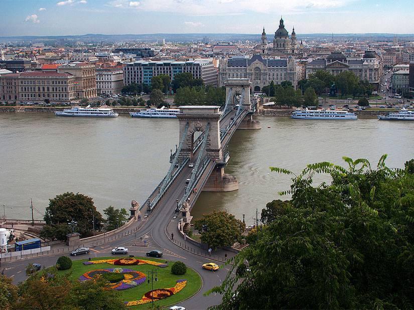İki kentin eseri Budapeşte