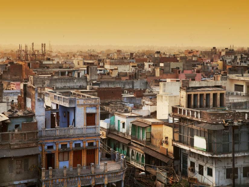 Delhili gibi gezin