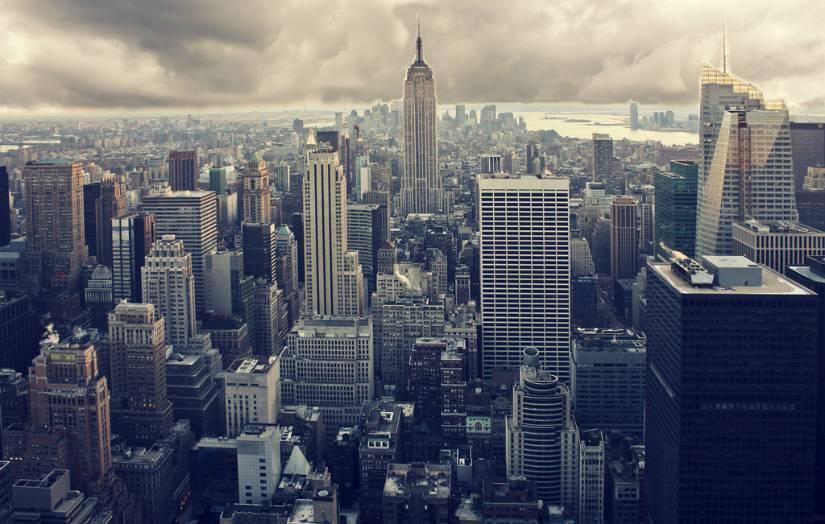 Uzak ve heyacan verici New York