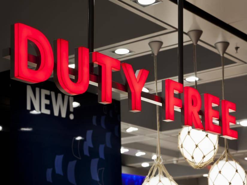 Free Shop-Duty Free