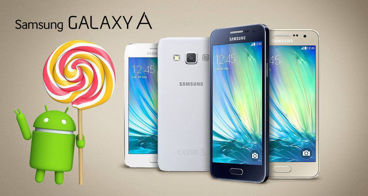 Galaxy A3 Android