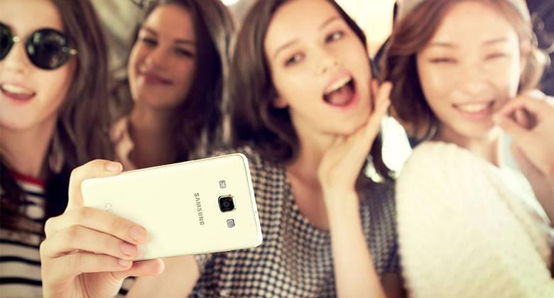 Galaxy A5 Selfie