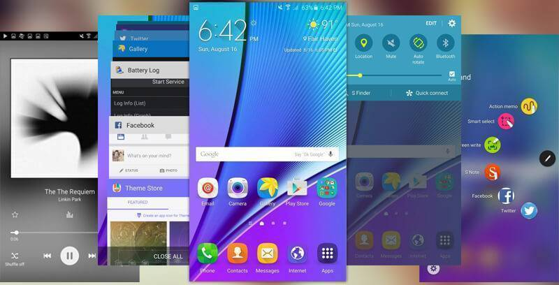 Galaxy Note 5 Performans