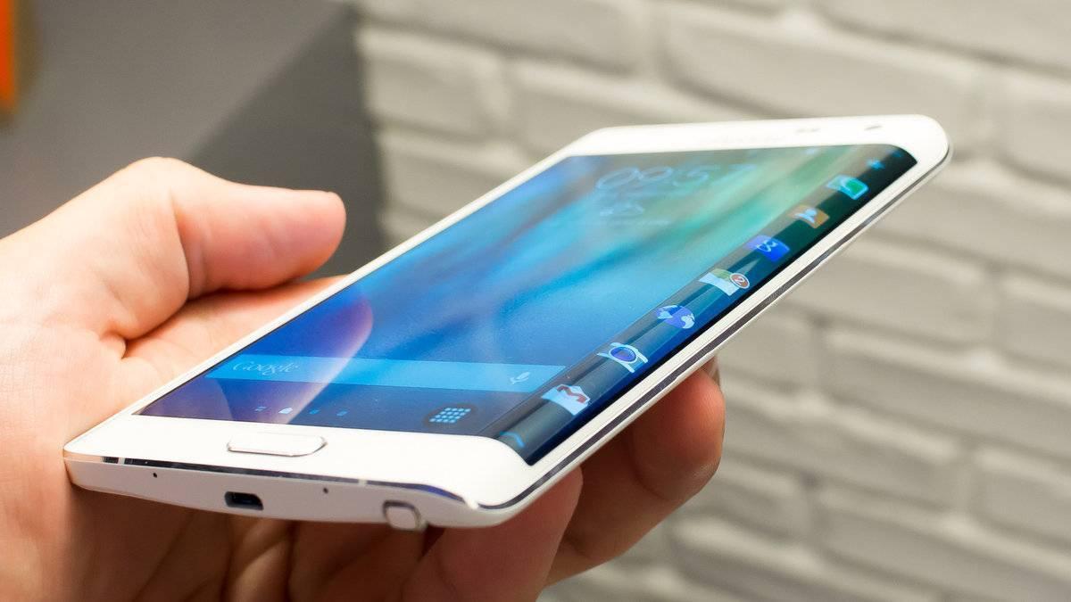 Galaxy s6 edge ekran