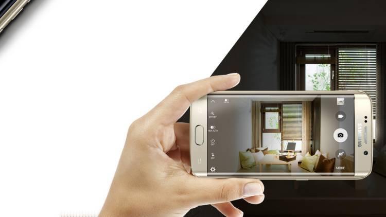 Galaxy S6 Edge Kamera