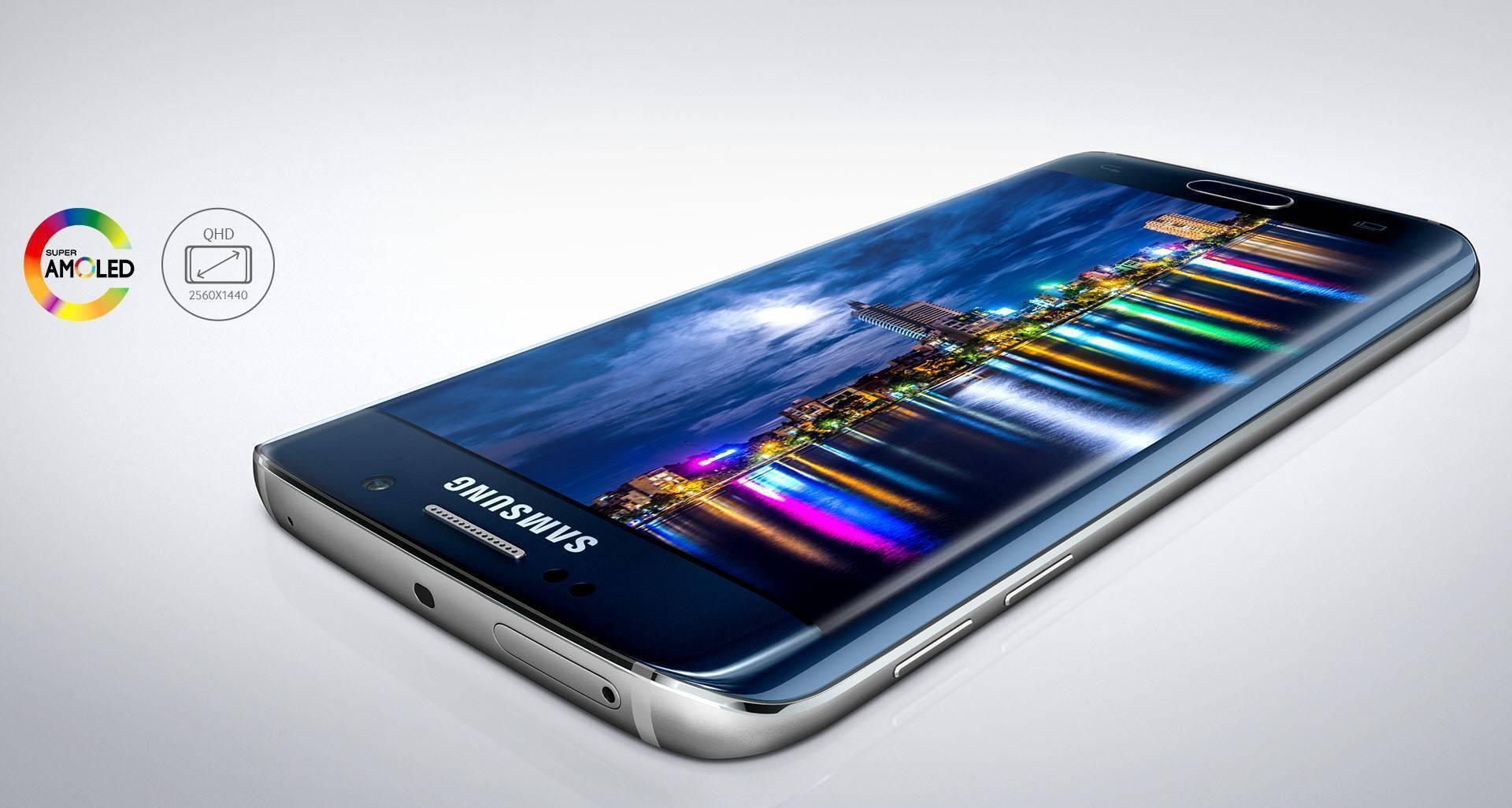 Galaxy S6 Ekran