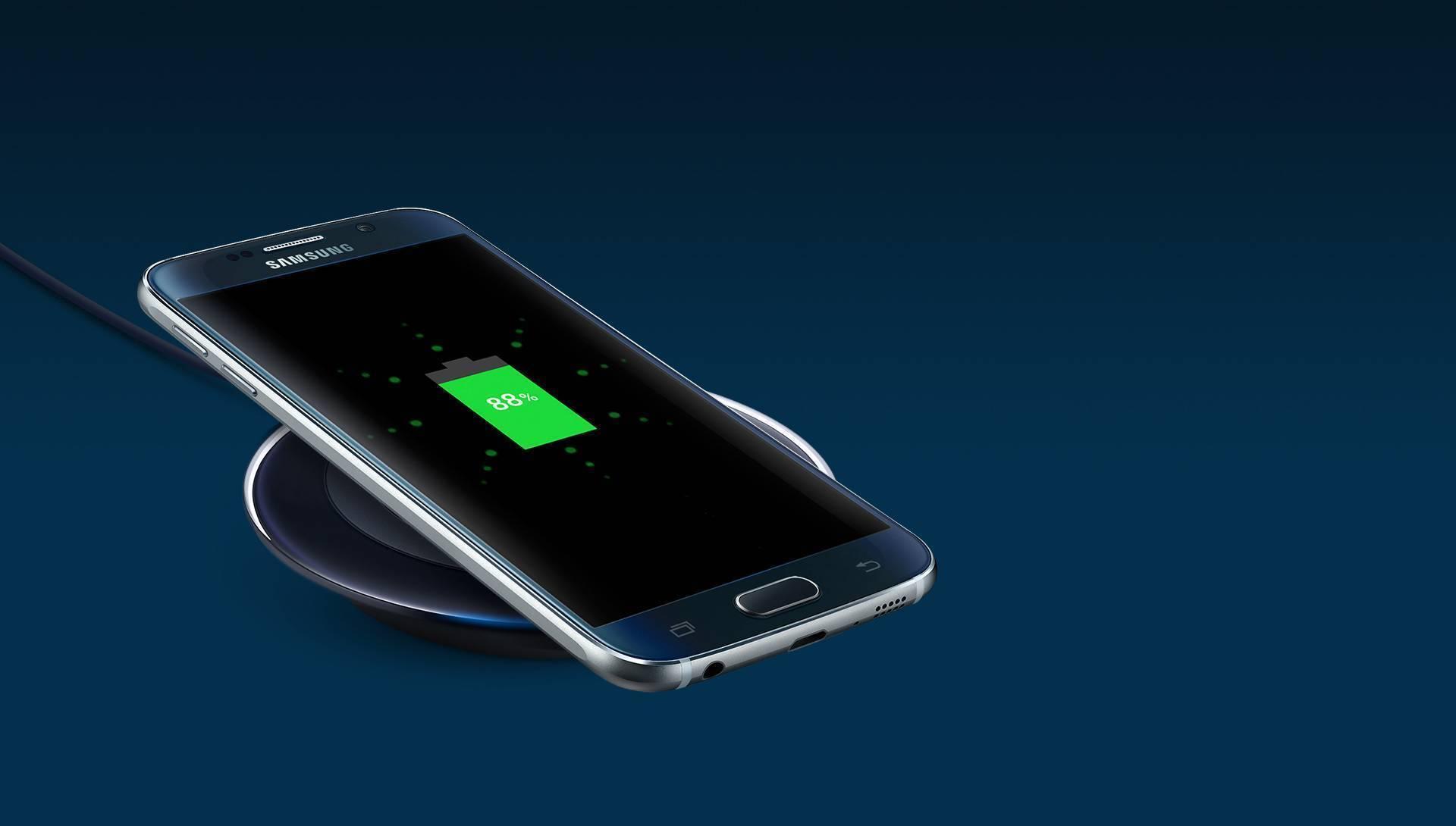 Galaxy S6 şarj